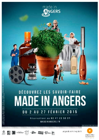 Made in Angers 2015